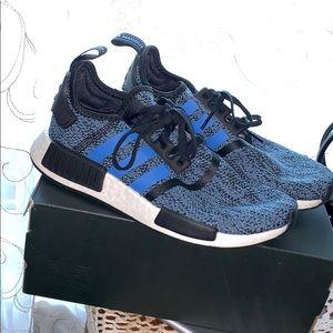 Adidas blue nmd originals